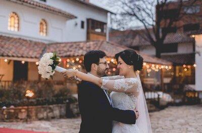 La boda de Alejo y Claudia: ¡Me gustaría volver a verte!