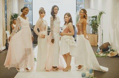 Retour sur la soirée de lancement des deux agences La Vie en Pink Wedding et Caroll Events, et de la marque Mme Pink !