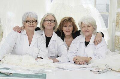 Atelier Emelia : des robes de mariée qui marquent la renaissance des trois soeurs Joubert
