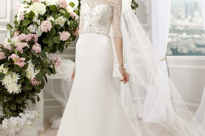 Moonlight Bridal Collection Spring 2015