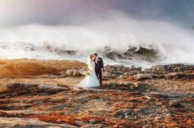 Как организовать свадьбу за границей? Несколько важных советов!