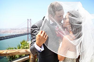40 excelentes razões para Casar em Lisboa!