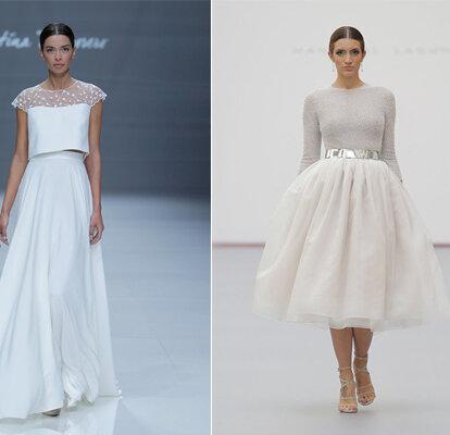 46 Vestidos De Noiva Para Um Casamento Civil Modelos Que