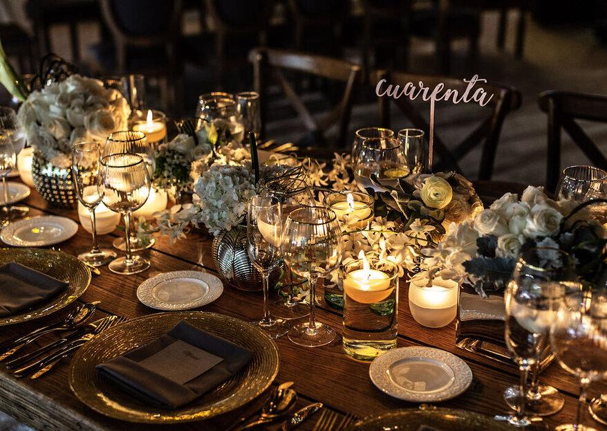Personaliza tu boda con estos detalles de buen gusto