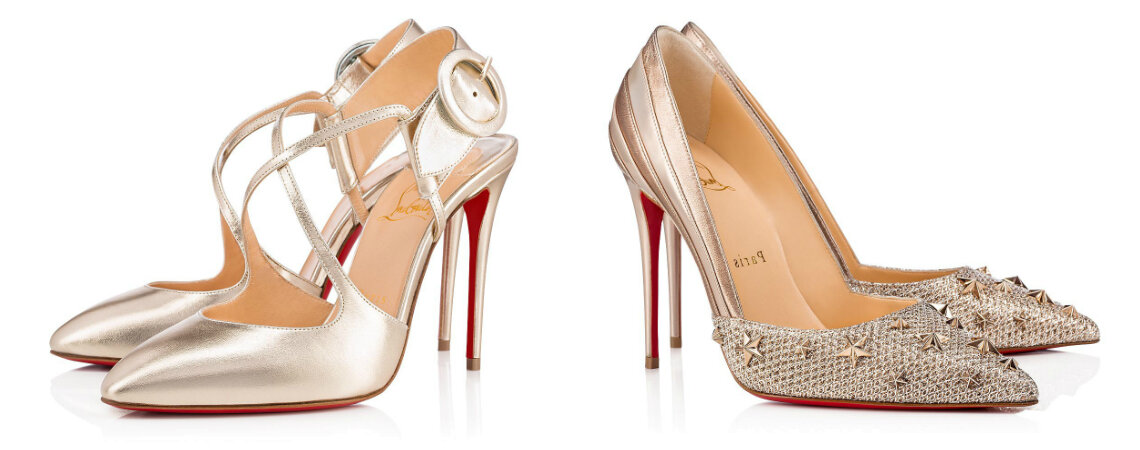 0800b1197906 Christian Louboutin s New Collection for 2019  Find the Best Bridal Shoes  Here