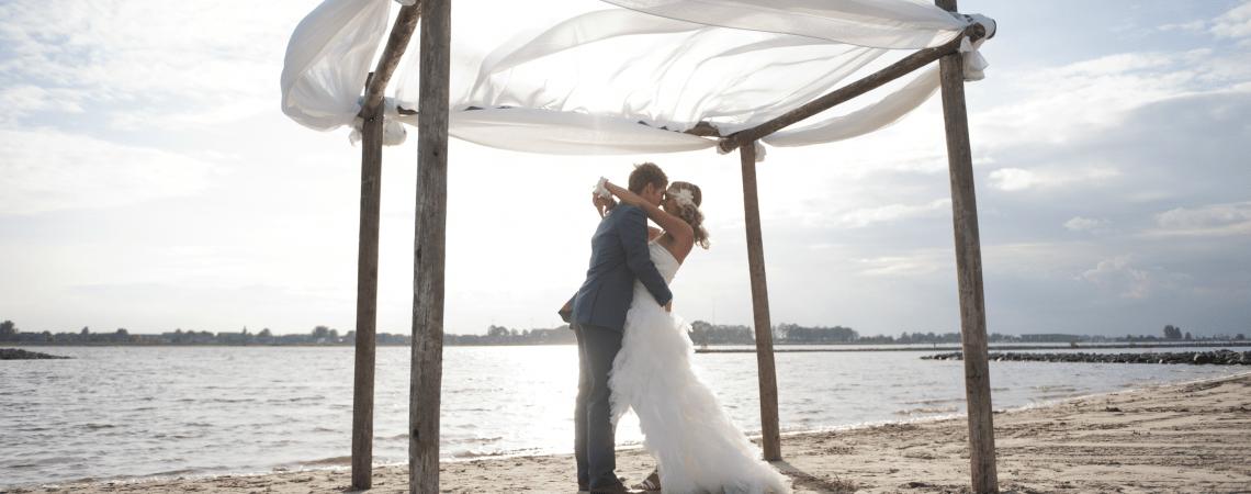 Vind hier jullie meest unieke en bijzondere trouwlocatie in Flevoland
