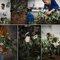 Il workshop in Flower Design tenuto dallo staff de La Rosa Canina