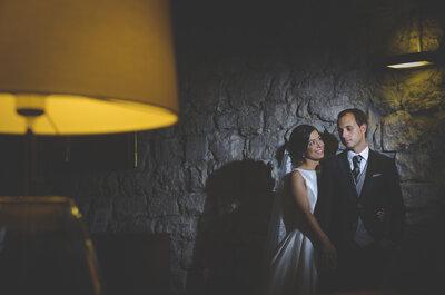 Estudio Gover: un gran día recogido en especiales y emocionantes imágenes de boda