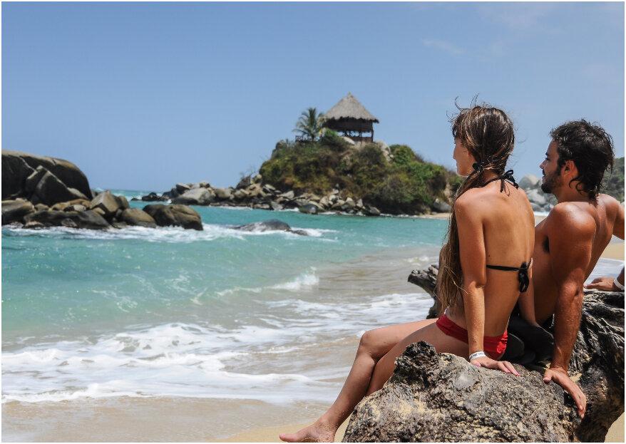 Los 10 paisajes colombianos más bellos para visitar en pareja: ¡tesoros de norte a sur!
