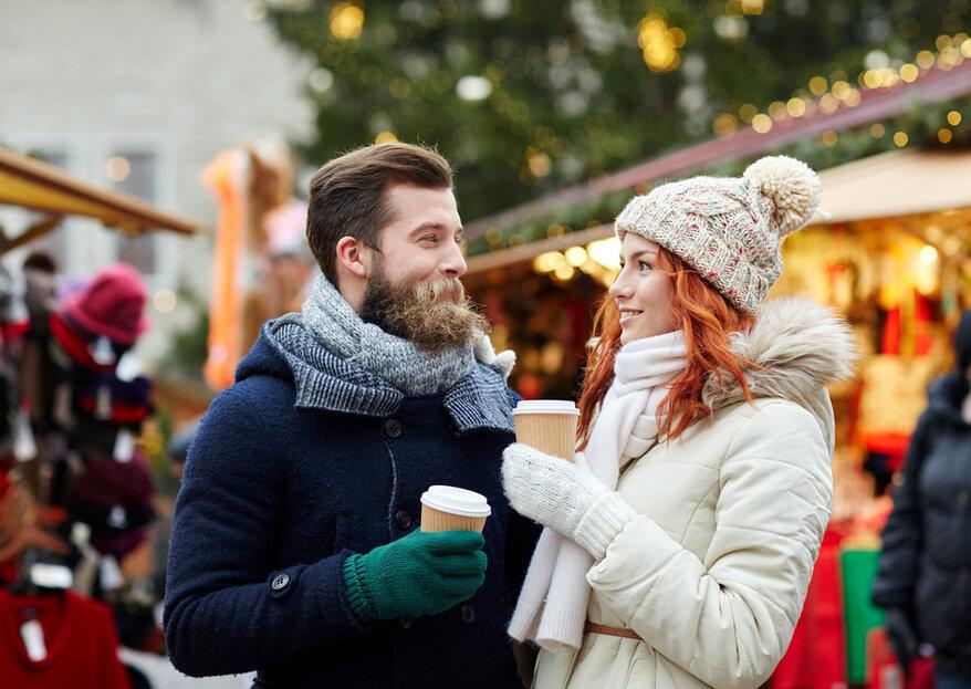 Ecco i mercatini di Natale più belli del mondo