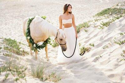 ¿Cómo decorar una boda en la playa?