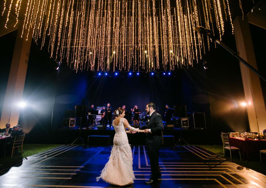¿Cómo puedo convencer a mi novio de bailar el día del matrimonio?