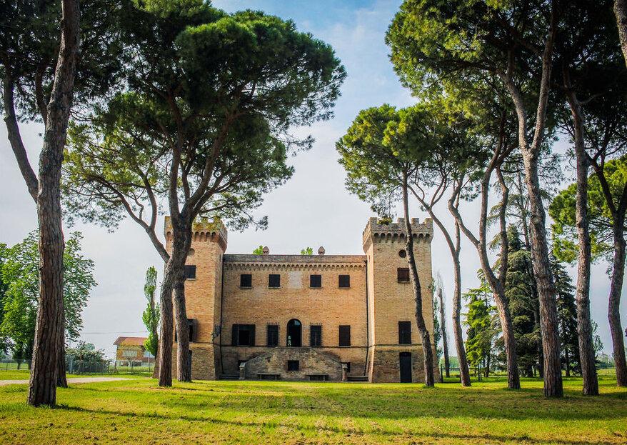 Castello Benelli: le vostre nozze in un luogo ricco di suggestione