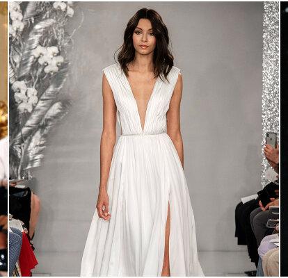 Los 85 Vestidos De Novia Sencillos Más Elegantes Del 2019