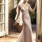 Modelo de Casablanca Bridal.