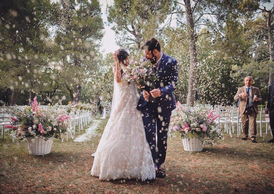 Goditi appieno il giorno del tuo matrimonio con l'aiuto del servizio di questi wedding planner