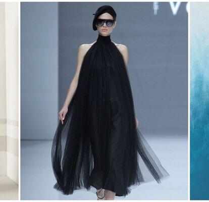 Vestidos De Fiesta De Color Negro Una Apuesta Segura Y De