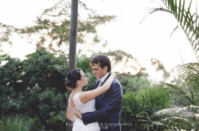 Laura y Sebastián: