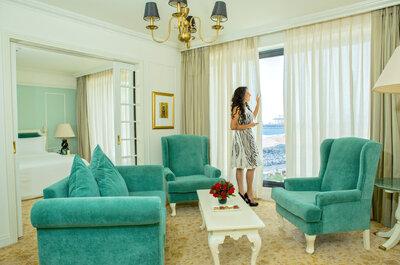 Een romantische huwelijksreis in het Kingsbury Hotel in Sri Lanka!