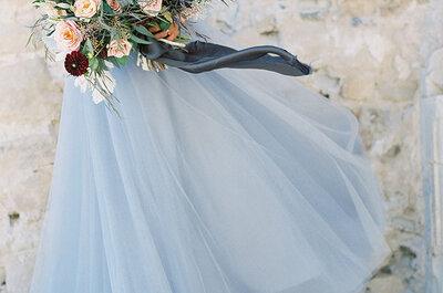 Blu Niagara: ecco il colore più scelto per i matrimoni del 2017