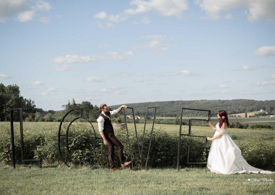 Expertise, écoute et sur mesure avec Flovinno, wedding planner en Ile de France, PACA et Normandie