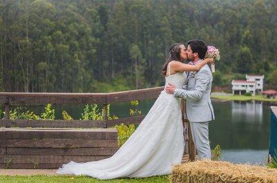 Stephania y Víctor Hugo: La historia de dos personas destinadas a estar juntas