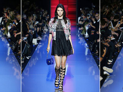 Elie Saab Spring/Summer Ready to Wear Collection 2016 Catwalk