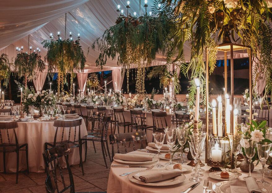 Villa Marozzi: la tua location di charme nel cuore di Roma Nord...