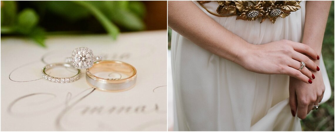 ¿Cuál es el significado de las piedras preciosas en los anillos de compromiso? ¡Escoge la tuya!