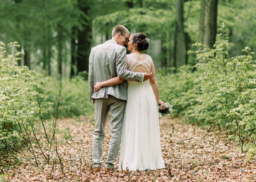 Nachhaltig heiraten: Tipps von Constanze Marienfeld für die die Umsetzung einer Green Wedding