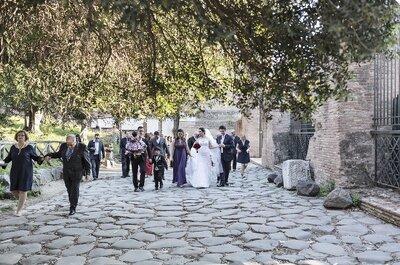 I 10 momenti più emozionanti delle nozze, visti dalla sposa