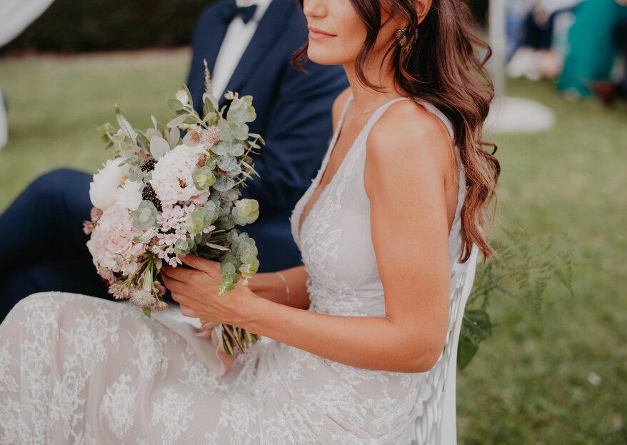 Qual o tipo de organização de casamento necessário para realizar o seu sonho? GARBO Eventos ajuda!