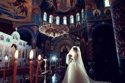 Внимание, они идут! Как организовать вход в церковь и выход после церемонии?