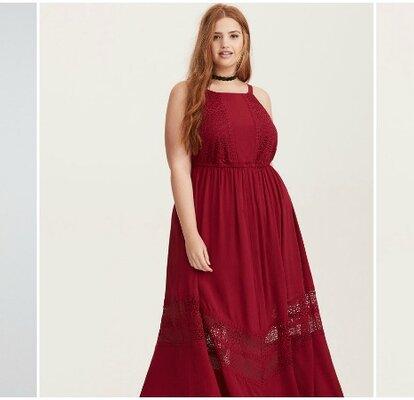1fa8516880 Vestidos de fiesta para gorditas  ¡25 diseños con las últimas tendencias!