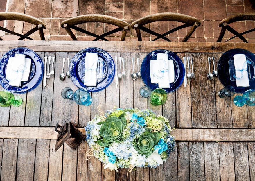 Organiza tu boda en siete prácticos pasos para este 2018