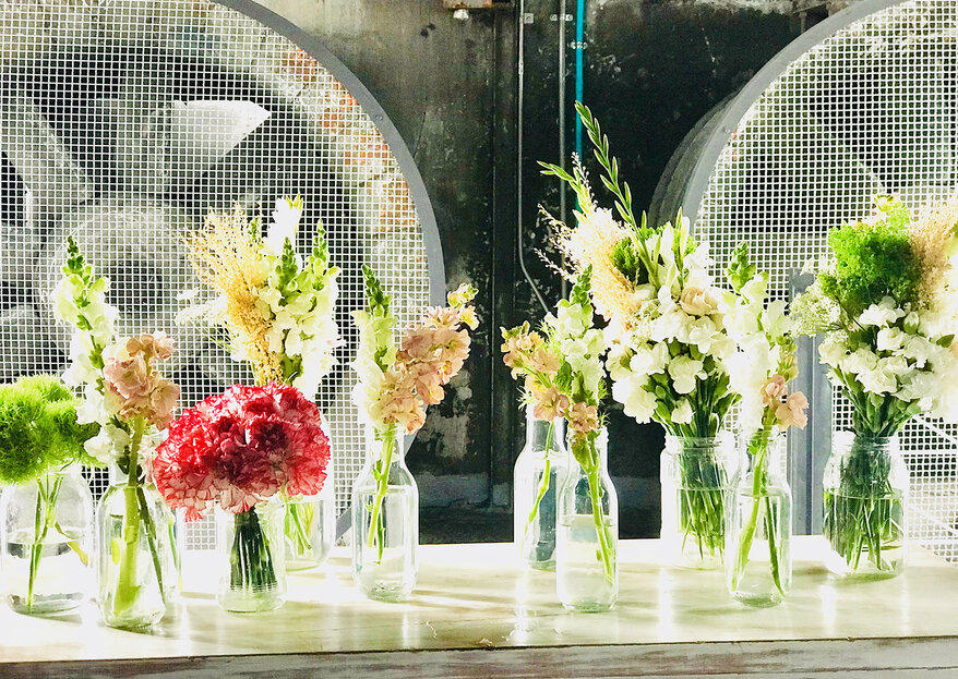 Cásate en TEXTURA, ¡la industria que se convirtió en una locación para bodas en Bogotá!