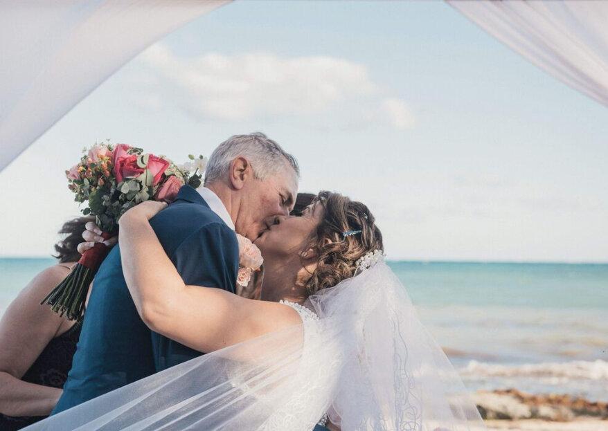 Inti Beach Club & Restaurant: un bello lugar a orillas del mar para la boda de tus sueños