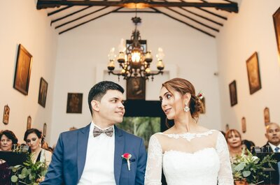 La boda de Tatiana y Juan David: ¡amor infinito!