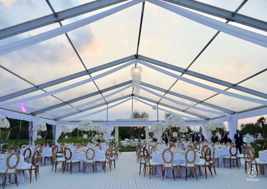 FGEVENTI: dare un tocco di stile e di personalità al vostro matrimonio con la decorazione...