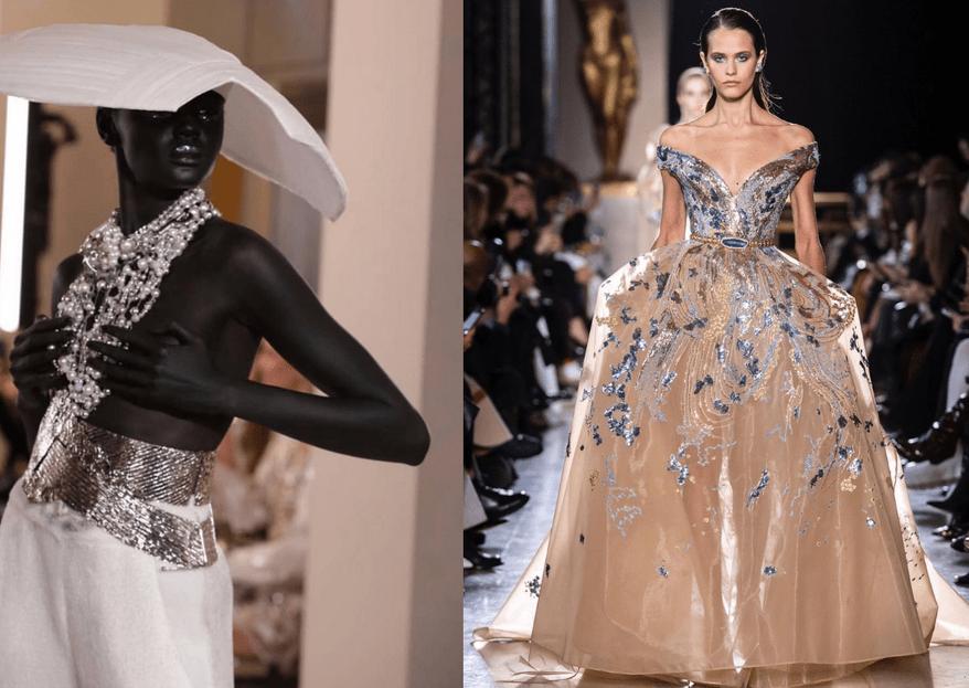 París Haute Couture 2019: la mezcla perfecta entre extravagancia y carácter