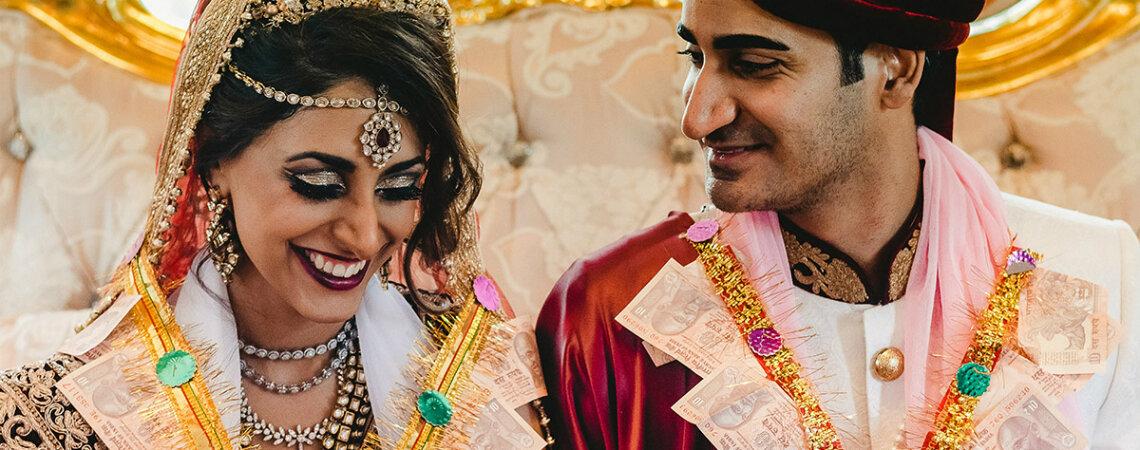 Roshini y Dinesh, ¡una gran boda hindú al sur del país!