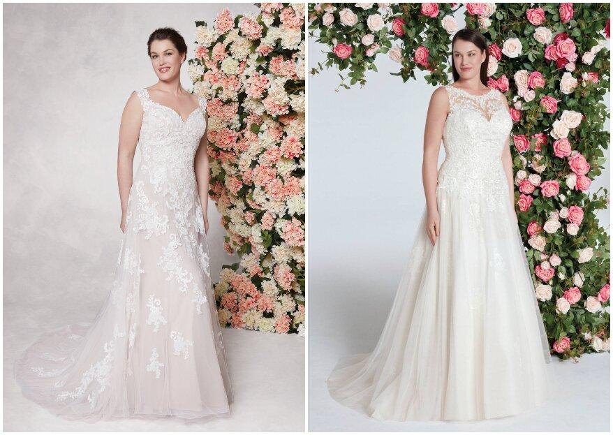 Le collezioni Sincerity Bridal e Sweetheart Gowns: splendidi abiti adatti a tutte le forme e dimensioni