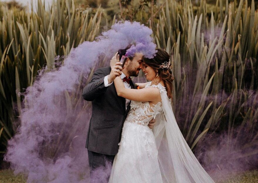 El ciclo de tu vestido de novia con Leonor Correa