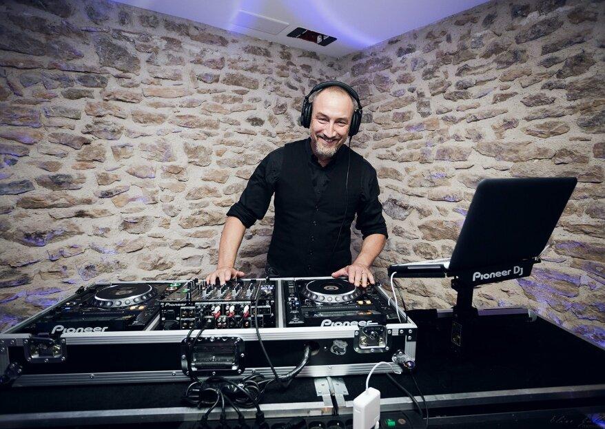 Sebastien J : un professionnel de la musique pour rythmer votre journée et soirée de mariage