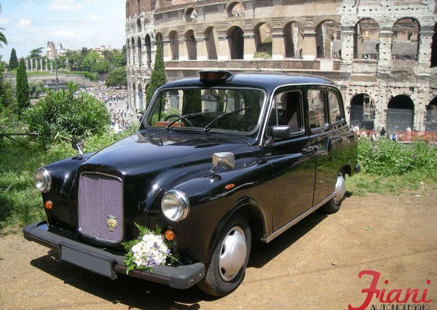 Servizi di autonoleggio o privato per la macchina del tuo matrimonio? La parola a Fiani Autonoleggio