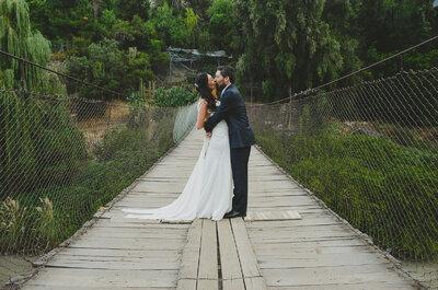 El enlace de Karyn y Leo, la unión de este gran amor