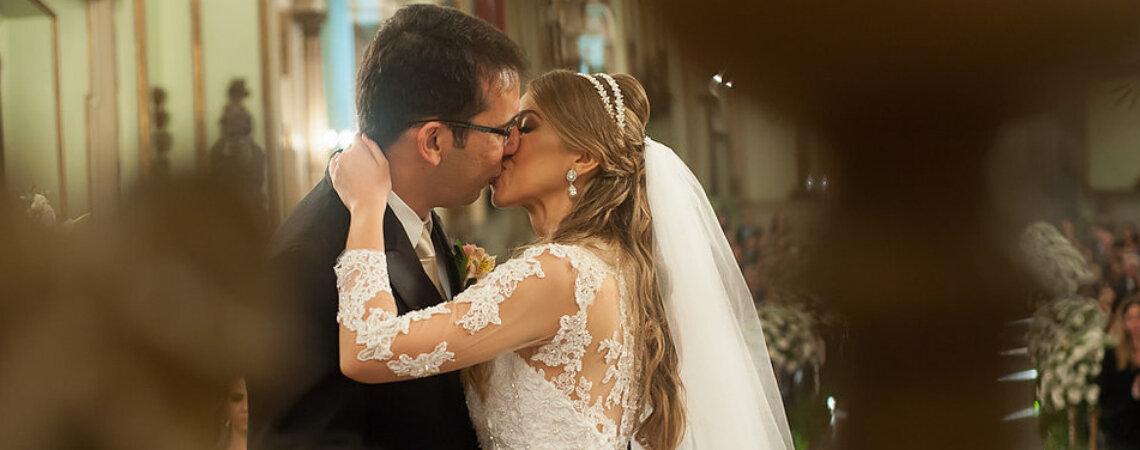 Caroline & Walter: casamento clássico mega romântico em meio à Floresta da Tijuca