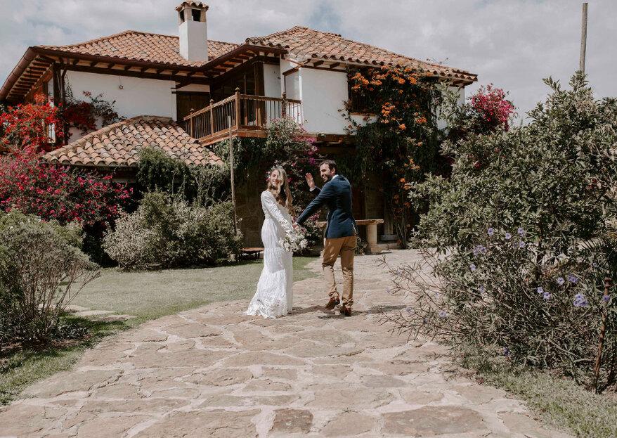 Casa Antares es ahora Bestial, una increíble hacienda para bodas en Villa de Leyva