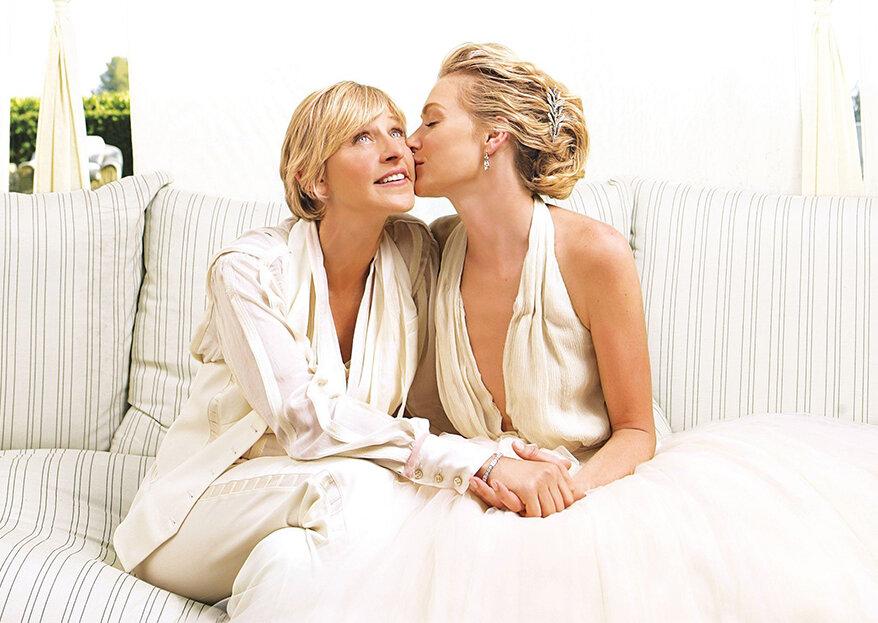 10 casais homossexuais famosos que são um verdadeiro orgulho