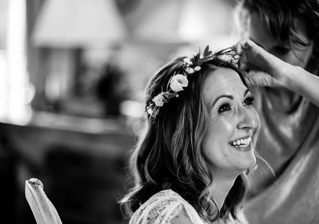 Why You Should Hire a Hairstylist For Your Wedding Day: Louise Alway Tells Us Why It's An Essential!